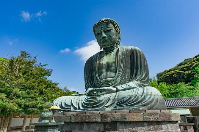 Kamakura Full-Day Private Trip (Tokyo departure) with Nationally-Licensed Guide