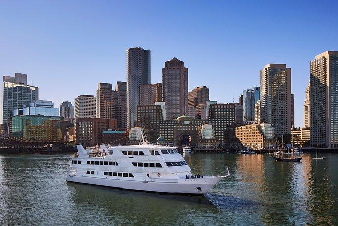 Boston Odyssey Lunsj Cruise