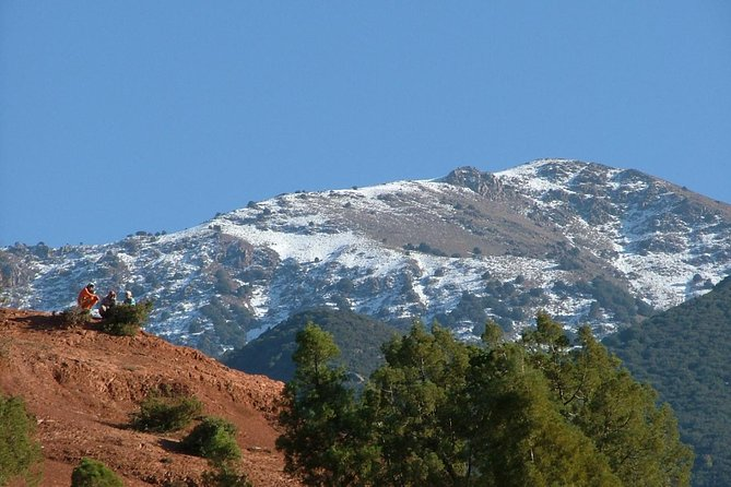 Hiking in Ouirgane valley & berber villages : Private guided tour