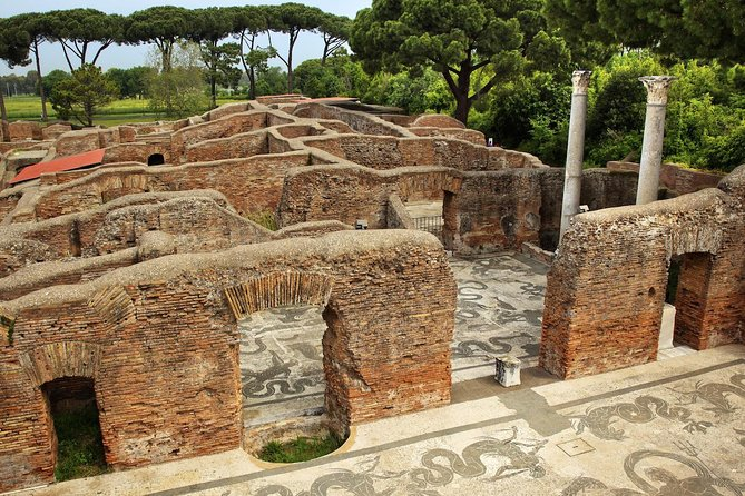 Ostia Antica Private Full-Day Tour with Pickup