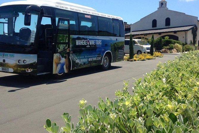 Private Boutique Wine Tour Waiheke Island