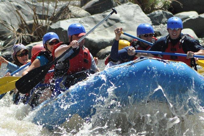 Raft & Camp