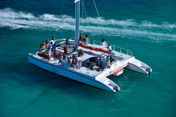 Snorkeling Party Boat and Natural Pool in Punta Cana (Half Day)