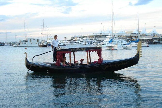 Romantic Gondola Dinner Cruise for Two