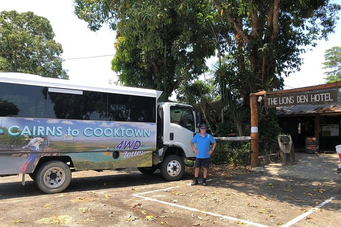 Cairns To Cooktown 4WD Tour photo 2