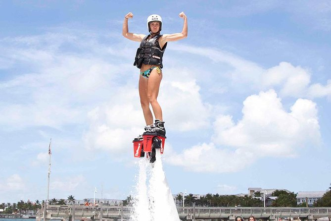 Water Flyboard Bali with Hotel Transfer