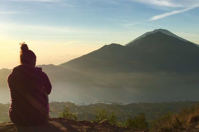 Mt Batur Trekking, Hot Spring & Coffee Plantation tour