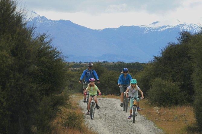 Wanaka Small Group Guided 2.5hour Scenic Bike Tour