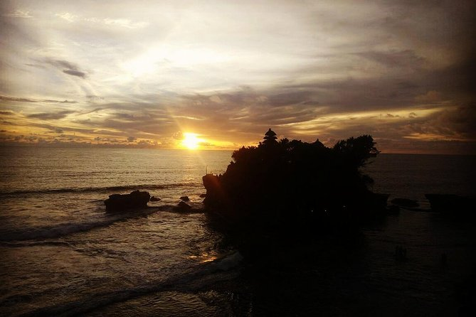 Guided Tour of Ubud & Sunset Tanah Lot