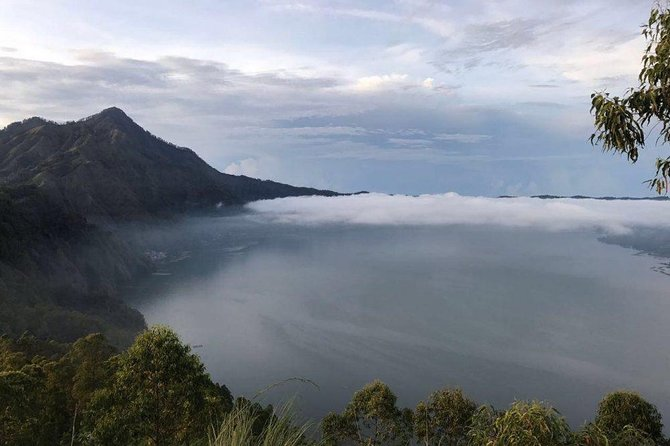 Batur Caldera Sunrise Trekking (Alternatif Trek)