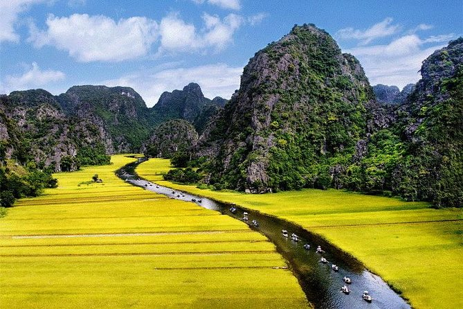 Guided Day Tour of Mua Caves Ninh Binh Hoa Lu and Hanoi