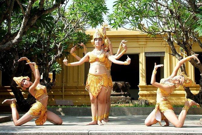 Siva Dancing Cham Culture