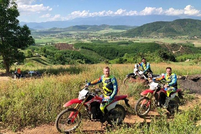Nha Trang Off Road Motorbike Adventures - 1 Day