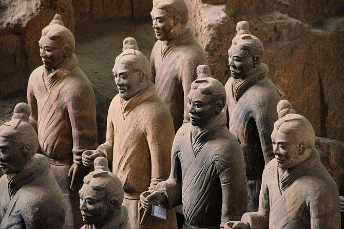 Flexible Xian Terracotta Warriors Day Tour from Beijing by Flights