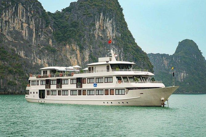 Halong Bay 3 Day 2Night Overnight on La Vela Premium Cruise 5 Star