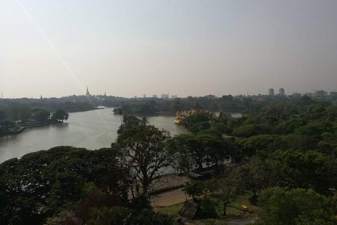 Private Full Day Yangon Sightseeing & Lunch
