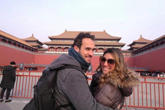 Tian'anmen Square Forbidden City plus Hutongs Walking Tour with Dumplings Lunch