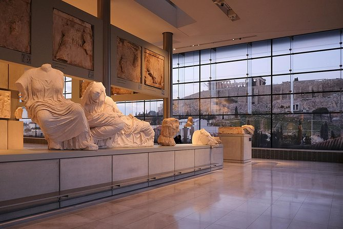Acropolis & Acropolis Museum (Small Group Morning Walking Tour)