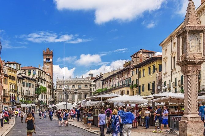 City Tour of Verona
