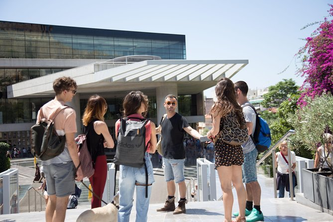 Acropolis & Acropolis Museum (Small Group Morning Walking Tour)