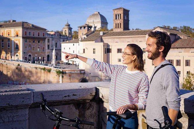 E-Bike Panoramic Rome Small Group Tour
