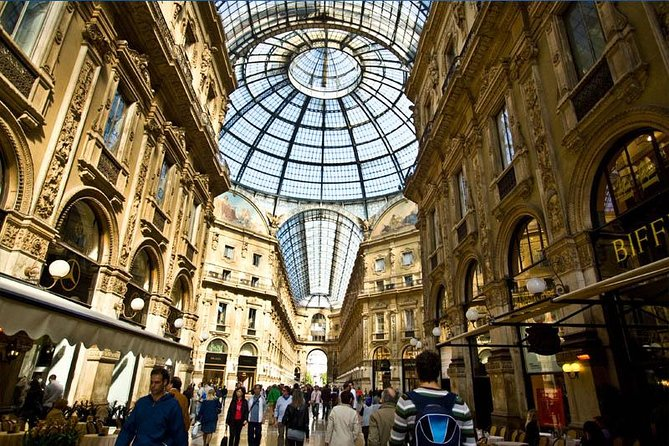 Italian food and lifestyle in Milan