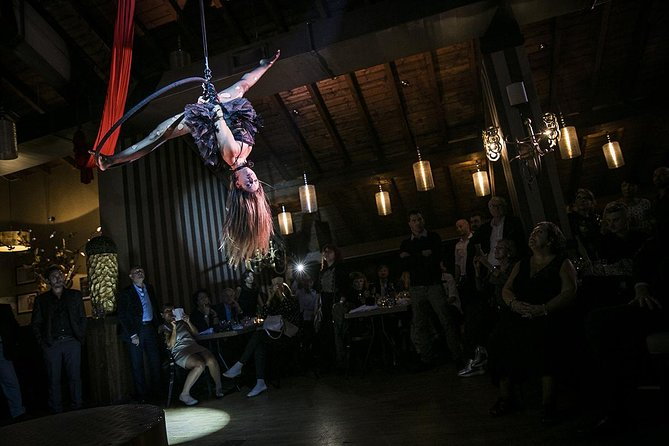 Milan Dinner and Show at Maison Milano