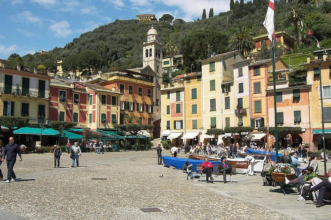 Genova and Portofino Day Trip from Milan with Hotel Pickup