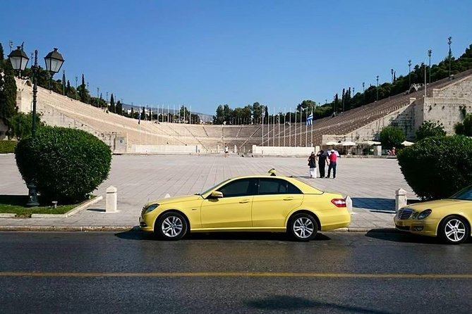 Half-Day Private Taxi Service: Historical Athens City Tour photo 10
