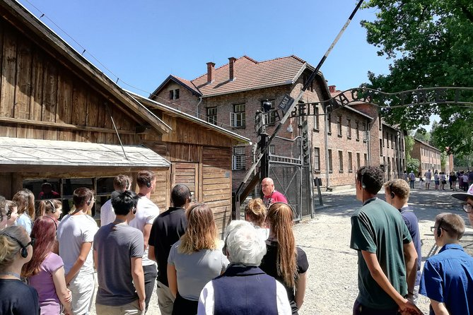 From Kraków: Auschwitz-Birkenau Guided Tour with professional English Guide