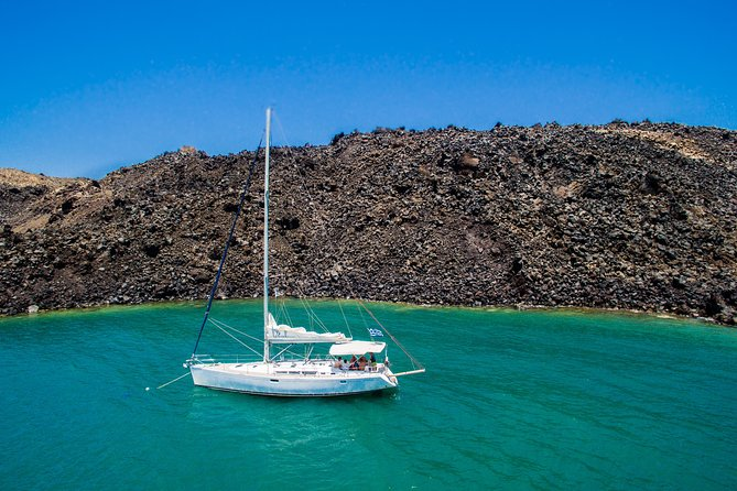 Sunset Caldera Sailing Cruise