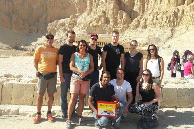 Day trip to Luxor by bus from Makadi Bay / Sahl Hasheesh / Safaga / Soma Bay