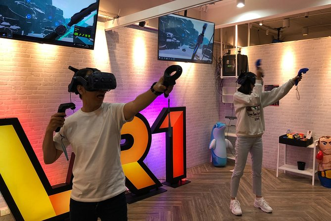 Virtual Reality Experience: No.1 in Bangkok Singleplayer Room Special