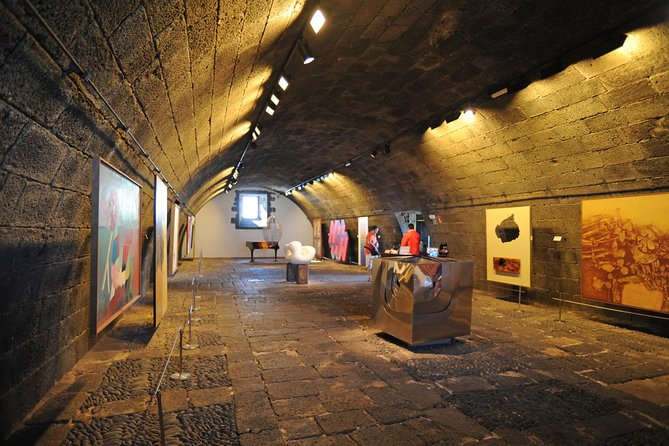 Skip the Line: Ticket to Int'l Contemporary Art Museum MIAC-Castillo de San José photo 7