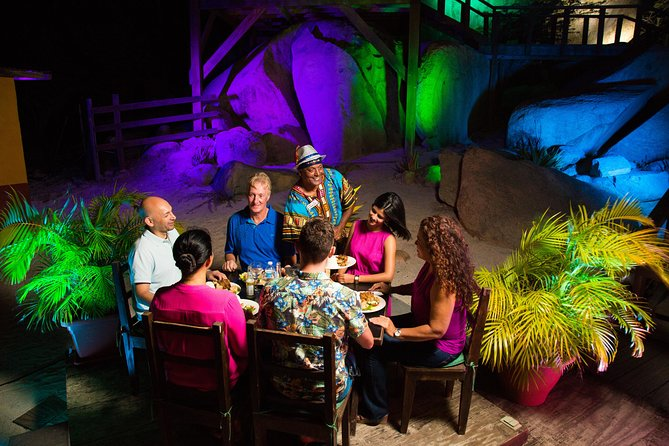 Aruba Dinner and Nightlife Tour