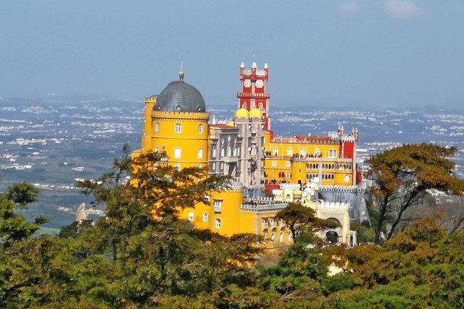 Private Day Trip: Cascais, Guincho, Cabo da Roca and Sintra from Lisbon