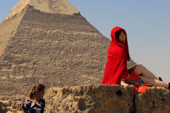 Giza Pyramids,Saqqara and Memphis full day tour