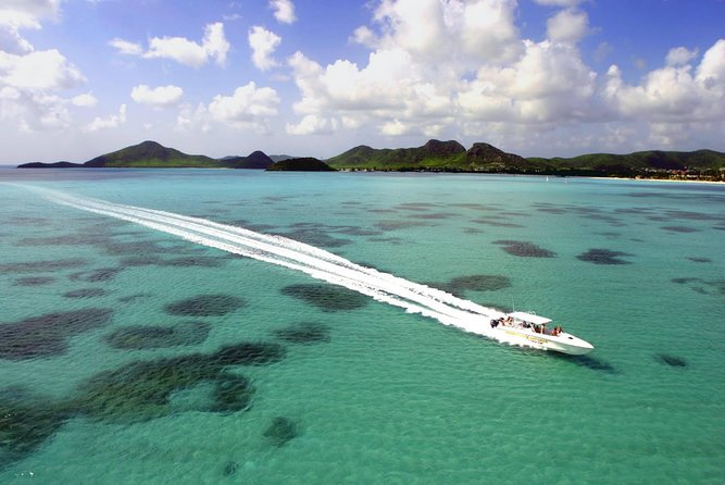 Xtreme Circumnavigation Antigua From St. John's