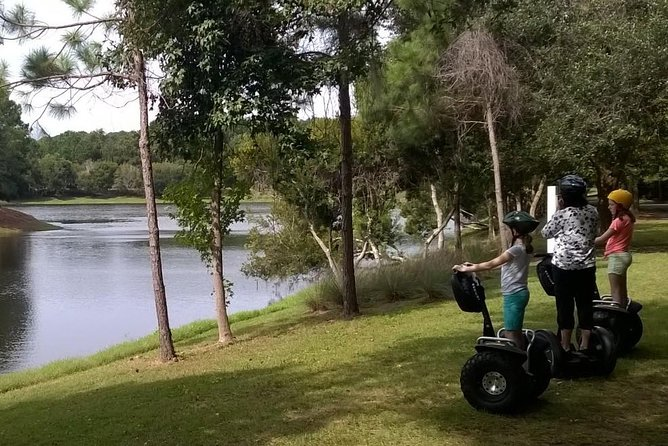 Segway Eco Discovery Tour at Honey Horn (90 minutes)