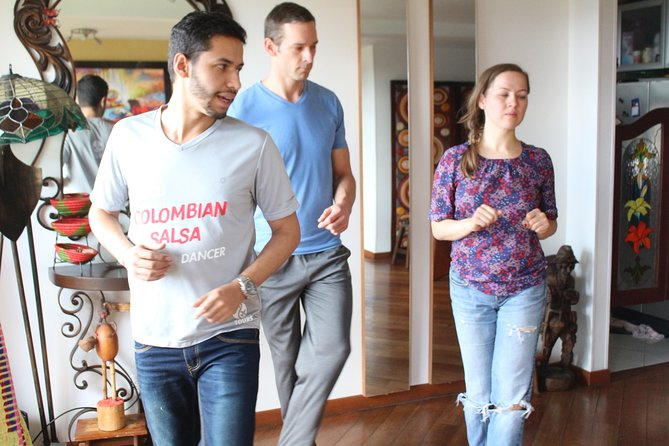 Private Latin Dance Lesson