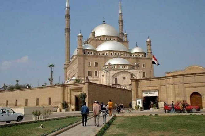 Old Cairo and Citadel