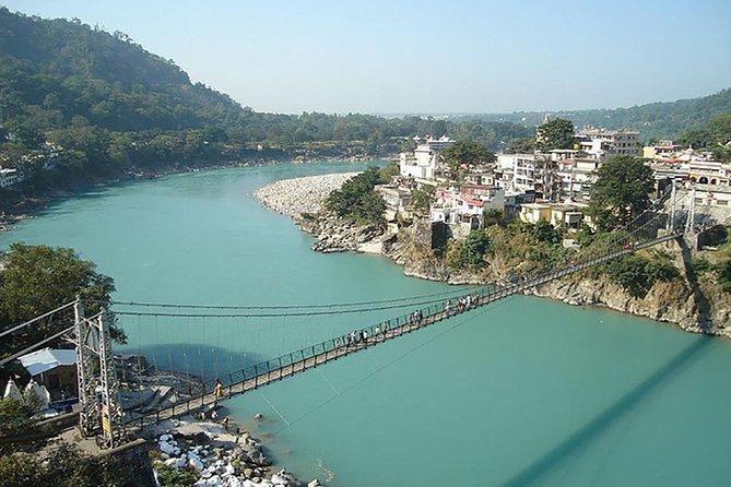Rishikesh Haridwar Same Day Tour from Delhi