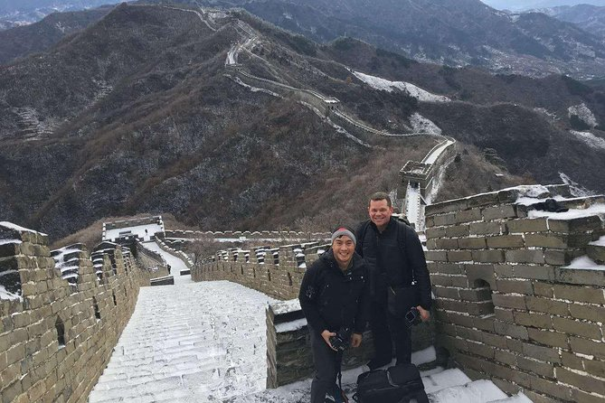 Beijing Airport Layover Tour to Mutianyu Great Wall with Private Driver
