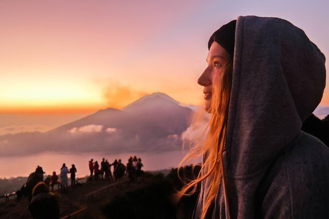 Mount Batur Volcano Sunrise Trekking with Local