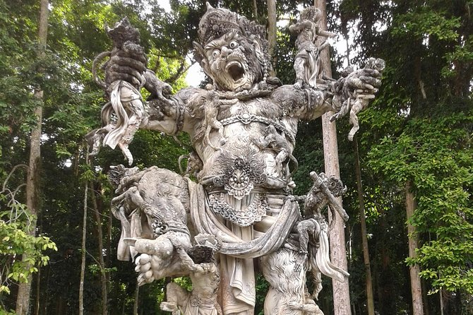Bali Art & Temples Tour