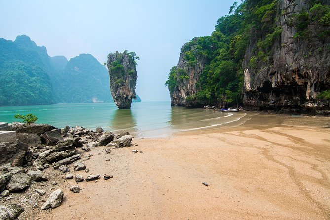The Best Day Trip to Phang Nga Bay by Speed boat