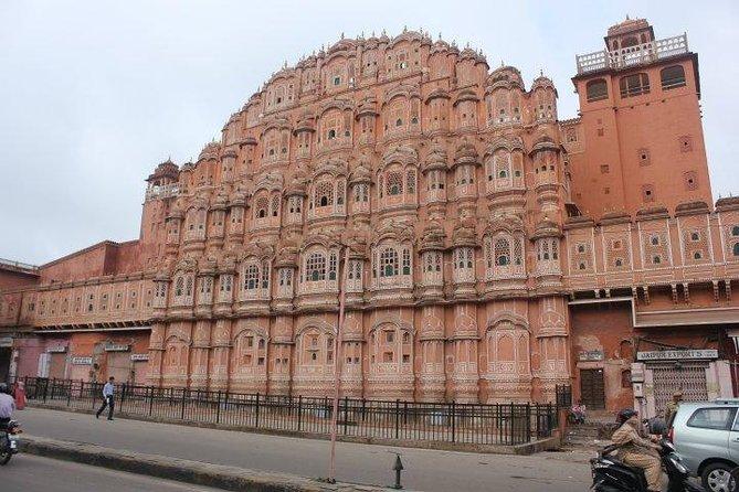 Agra to Jaipur Delhi Drop