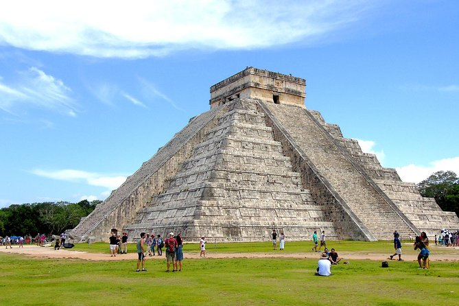 CHICHEN ITZA PLUS TOUR, Cenote Saamal, Buffet, Valladolid (No hidden fees)