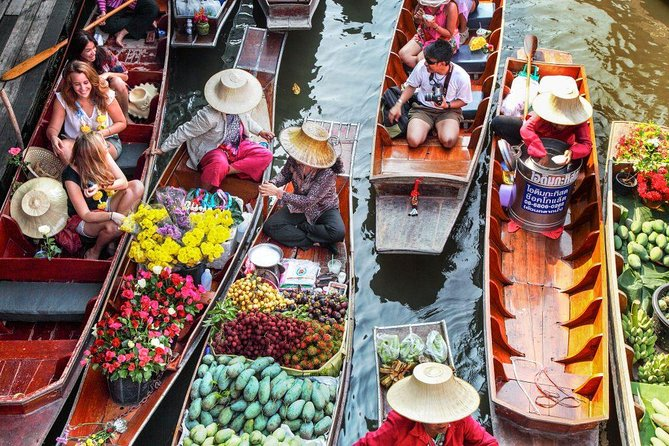 Damnoen Saduak Floating Market and Risky Market small group tour from Bangkok photo 3