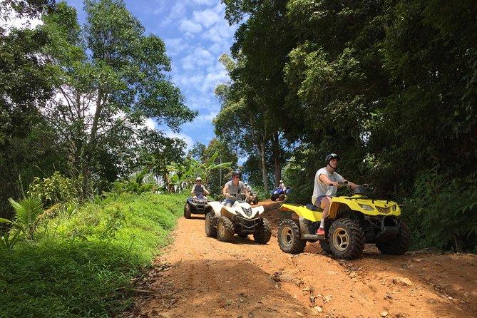Samui X Quad ATV Tour including Lunch